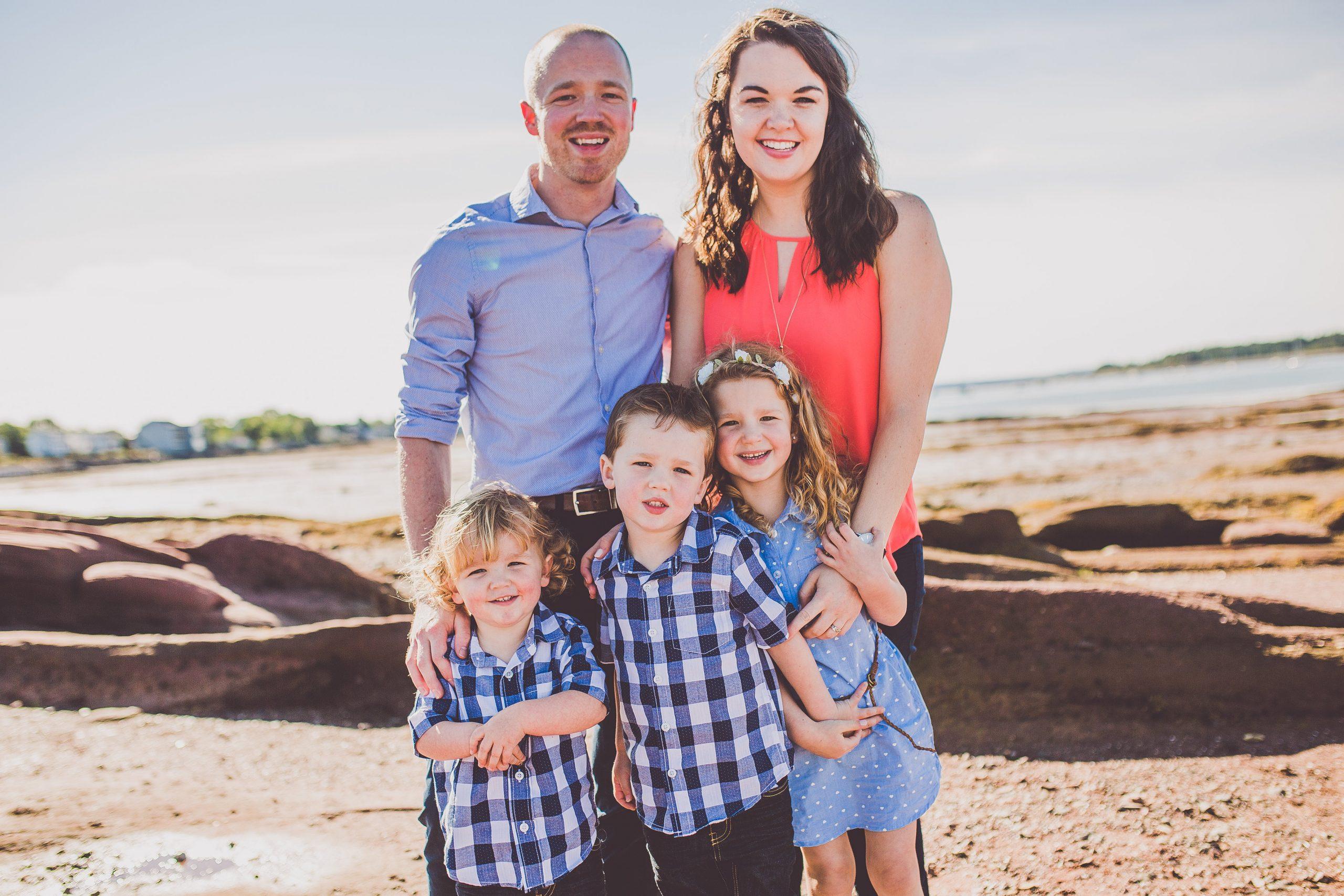 Amy Pike – Family Savings